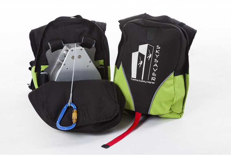 SKS 260 RESCUE BACKPACK